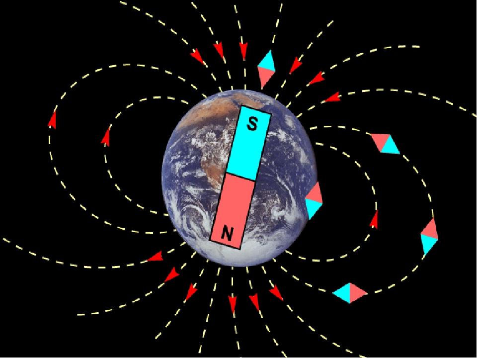 Создан магнит мощнее магнитного поля планеты